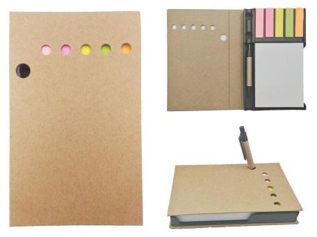 18-A01012800-9005-28 多功能便籤筆記簿+筆