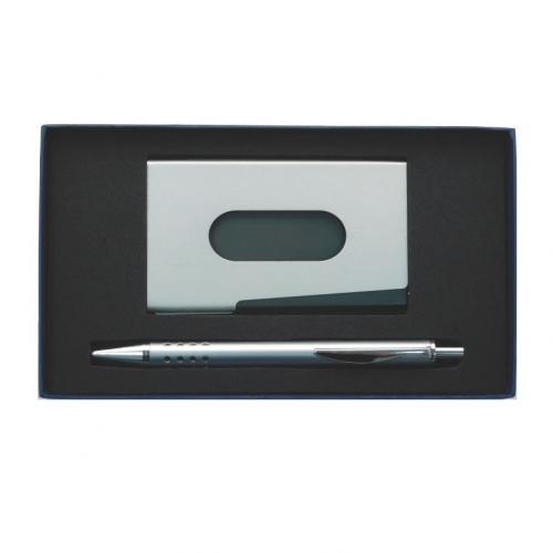 18-A01032000-6020 名片盒+造型原子筆