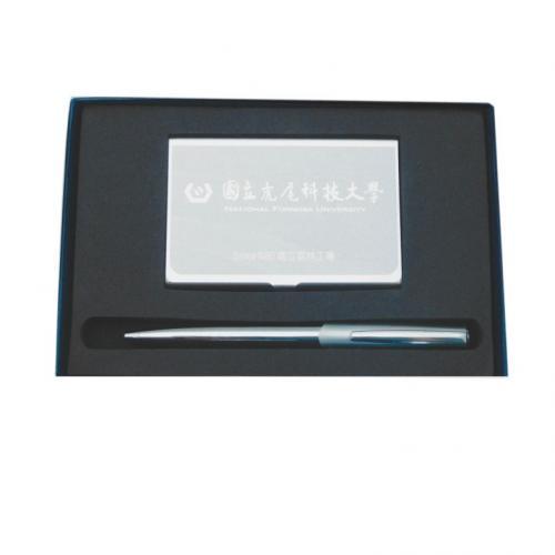 18-A01040800-6036 名片盒+造型原子筆