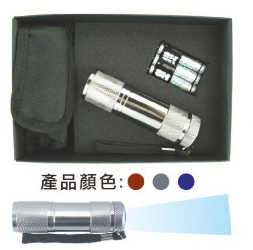 18-A01024000-18V-3130 手電筒(九燈)