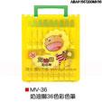 贈品 禮品王國-ABA01567200MV36 - 奶油獅36色彩色筆