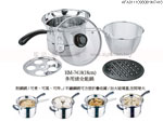 禮品 贈品 禮贈品 禮品公司-AFA011109800HM7418 - 18cm多用途全能鍋