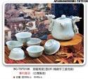 禮品公司 禮品 贈品 禮贈品-AFA054540000BC-TST0106 - 御龍青瓷1壺6杯茶具組