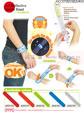 禮品 贈品 禮贈品 禮品公司-XXC07800SB28450 - 1/3反光運動手環